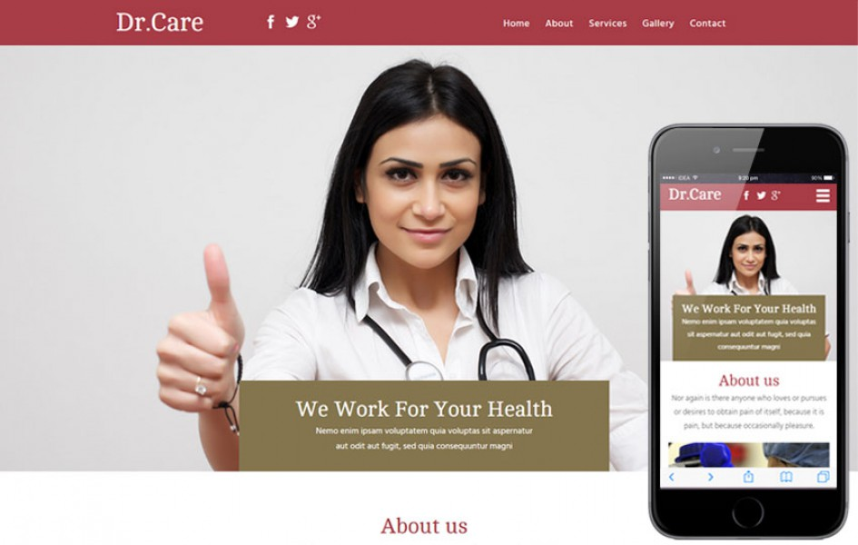 Dr Care a Medical Category Flat Bootstrap Responsive Web Template