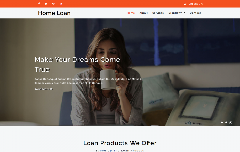 Home Loan a Banking Category Bootstrap Responsive Web Template