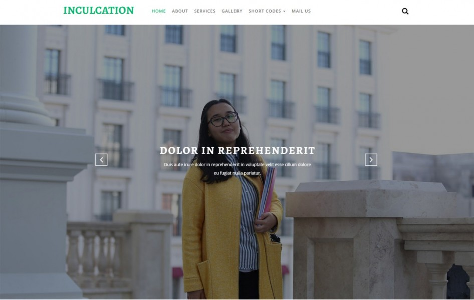Inculcation an Education Category Flat Bootstrap Responsive Web Template
