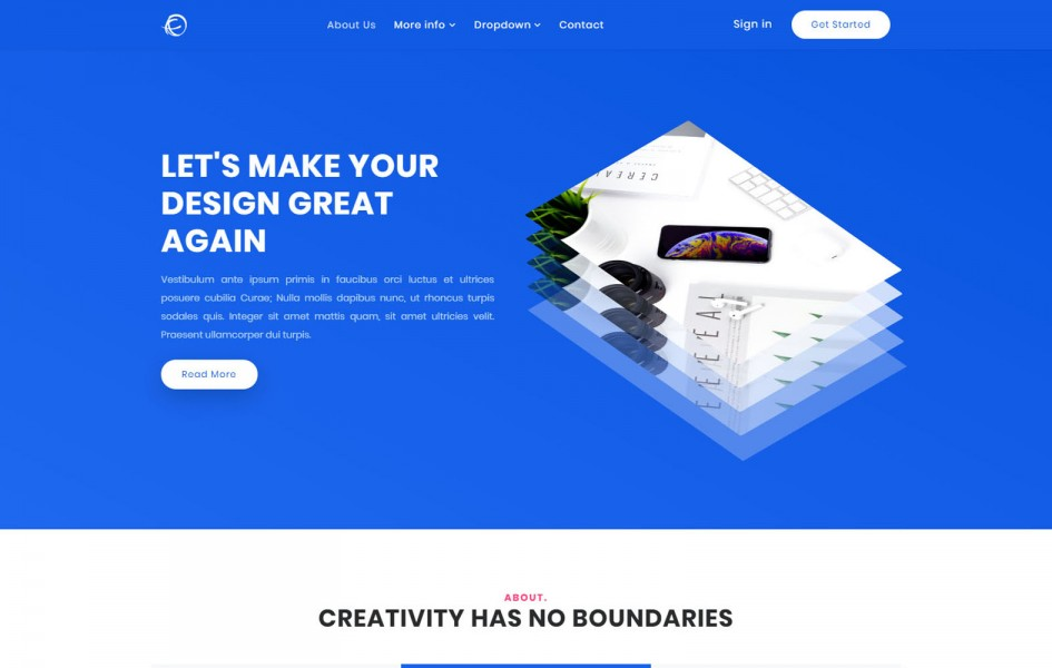 Slog Business Category Bootstrap Responsive Web Template