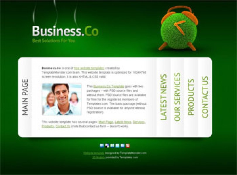 Business.co Templates