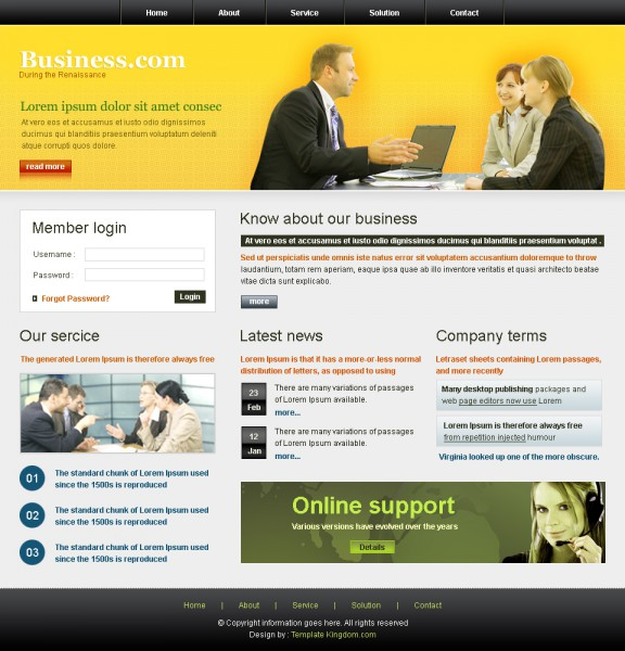 Business.com Templates